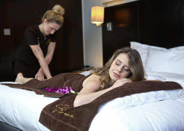 Massage At Hotel